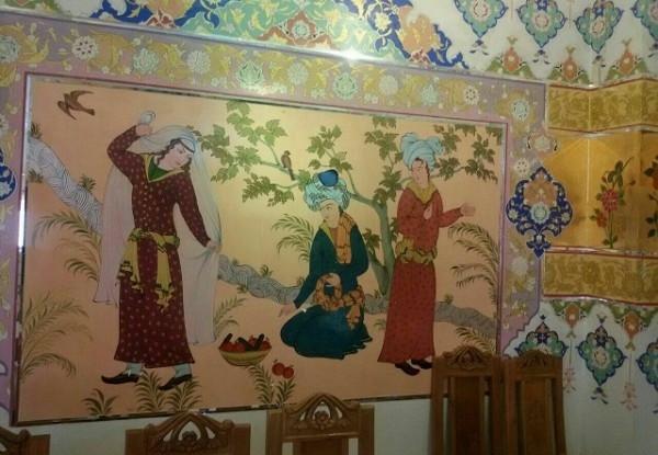 هتل سنتی ابن سینا