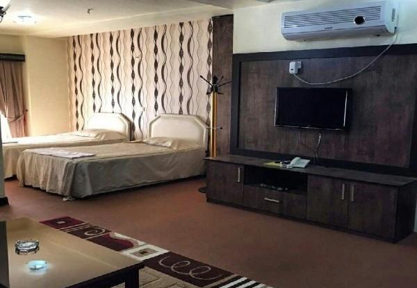 هتل آپارتمان پلاس