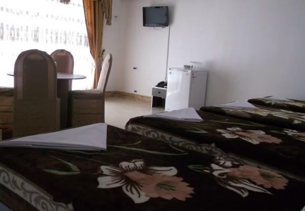 هتل قصر مینودشت