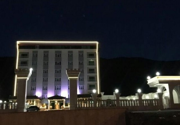 هتل زریوار