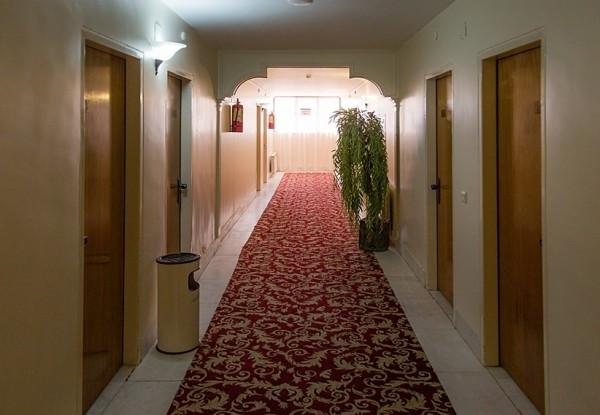 هتل مهمانسرا جهانگردی