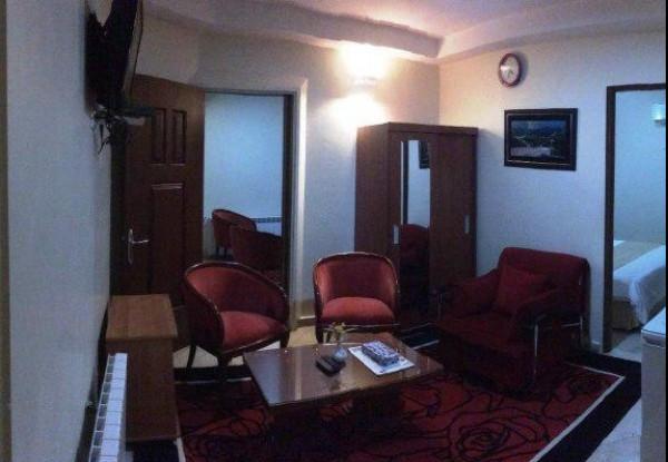 هتل آپارتمان افرا