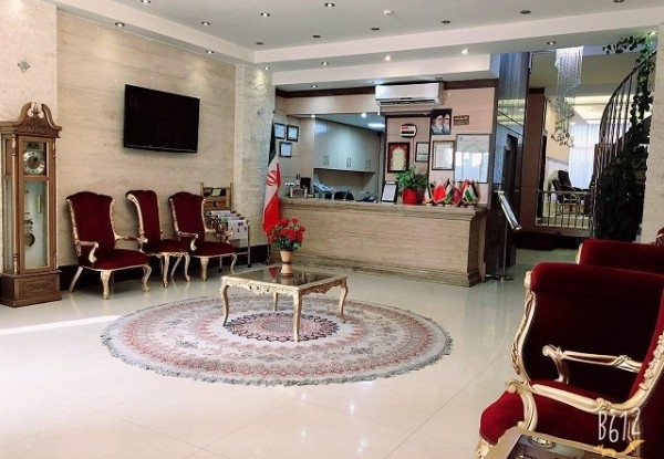 هتل آپارتمان معین درباری