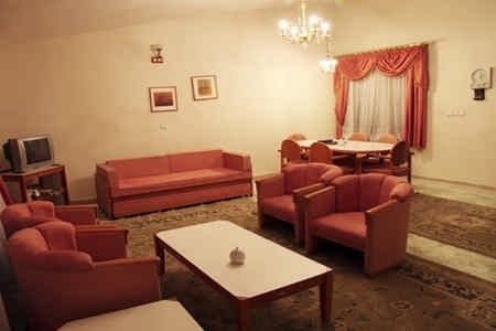 هتل مجتمع گردشگری آهوان
